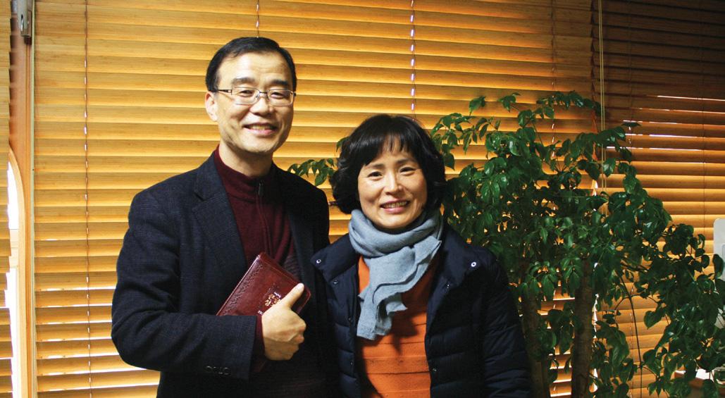 건강한교회 인터뷰 – 남울산교회 서유성 목사