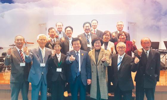 2018 일본 대만 두날개축제 – 일본과 대만 두날개 네트워크 교회들의 축제
