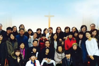 인천 동신교회 – 기도로 세우는 두날개교회
